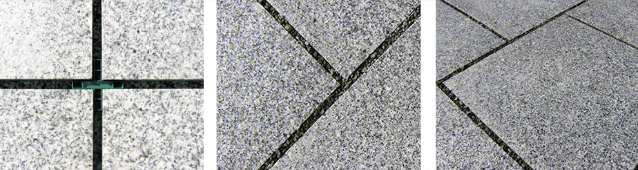 SuDS permeable paving